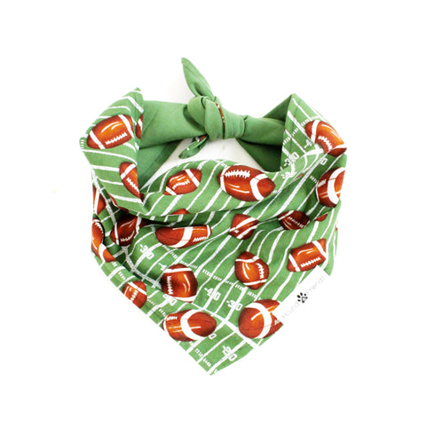 Image of Football Reversible Bandana