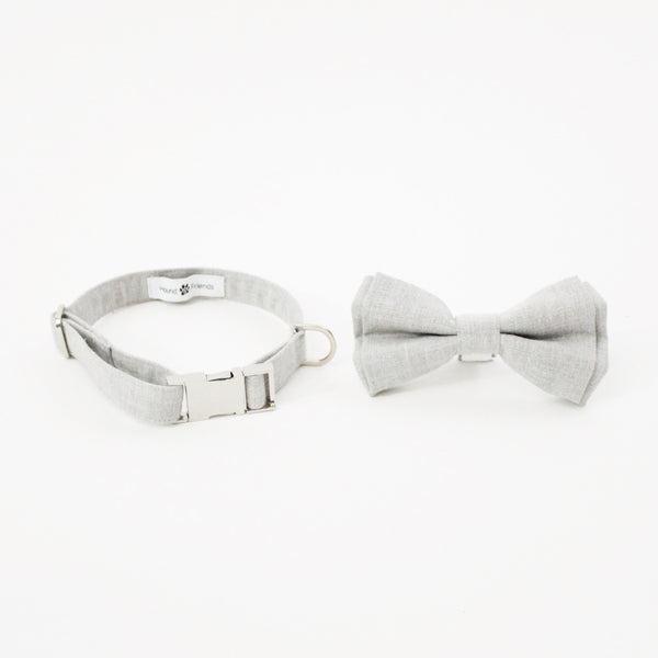 Parker Dog Bow Tie Collar