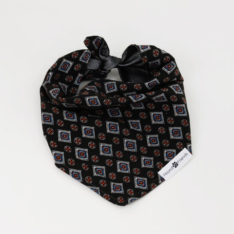 Image of Lenny Reversible Dog Bandana to match with babies and people | Hound and Friends
