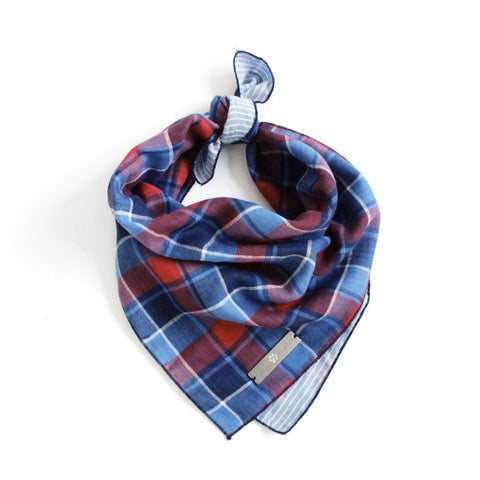 Image of Monkey Reversible Scarf Bandana