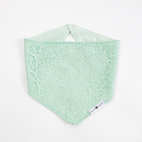 Moose Lace Reversible Bandana