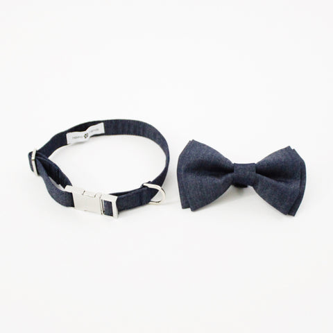 Image of Ari Dog Bow Tie Collar