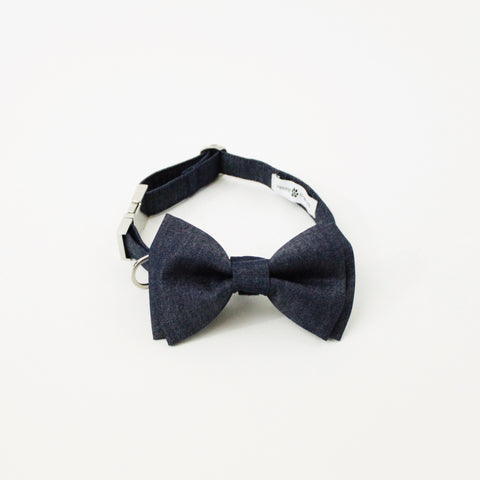 Ari Dog Bow Tie Collar