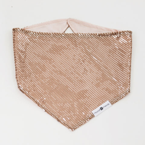 Pokey Sequins Reversible Bandana