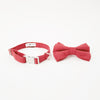 Kingston Luxury Dog Bow Tie Collar | Hound and Friends