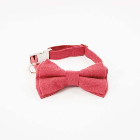 Image of Kingston Dog Bow Tie Collar