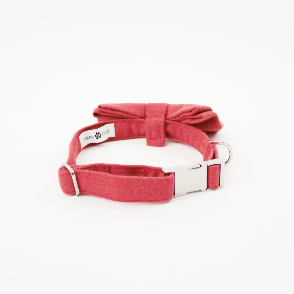 Kingston Dog Bow Tie Collar