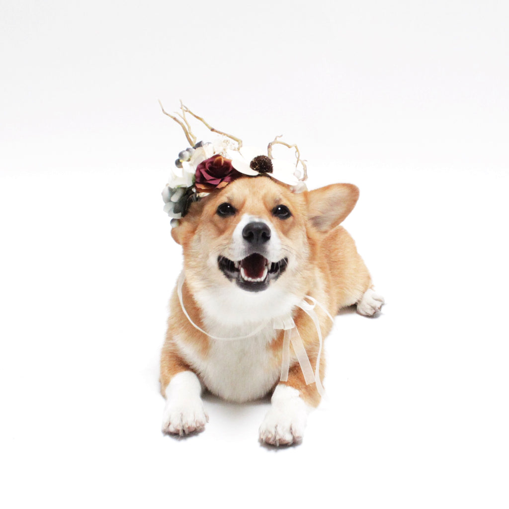 Rocco Flower Crown