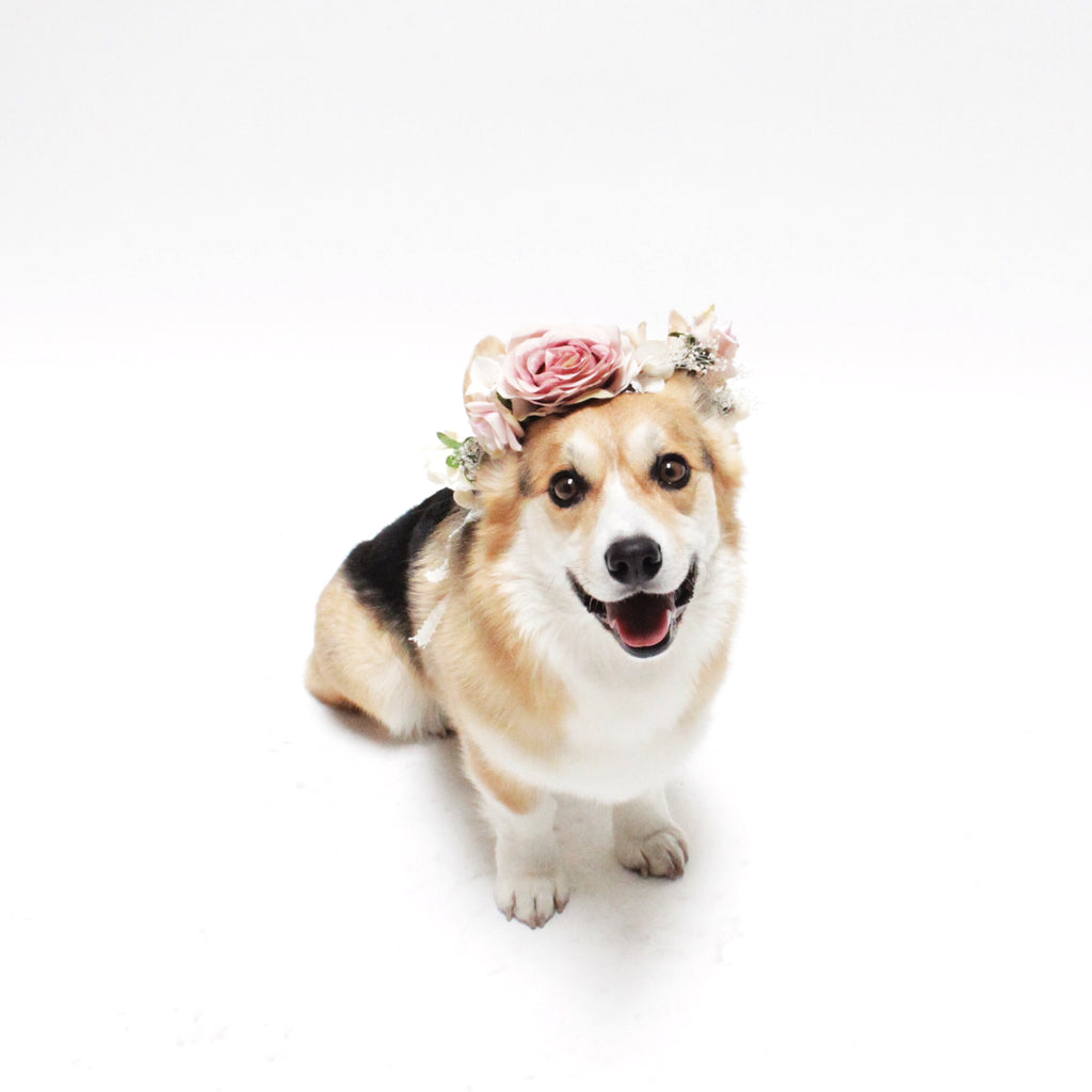 Rosie Flower Crown