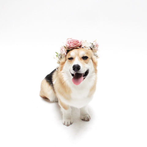 Image of Rosie Flower Crown