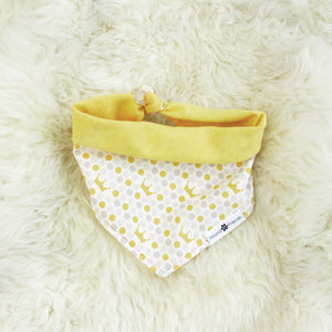 Siouxsie Reversible Tie-on Dog Bandana | Pet Accessories | Hound and Friends