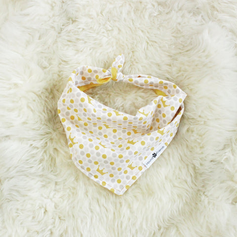 Image of Siouxsie Reversible Tie-on Dog Bandana | Pet Accessories | Hound and Friends