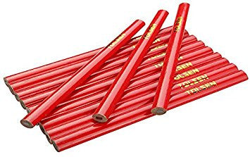 Tol- Carpenter Pencils (12 Pcs)