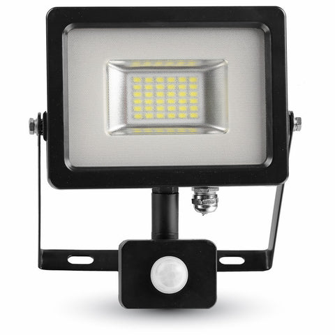VT-4850-1 50W SMD PIR SENSOR SERIES - LED FLOODLIGHT