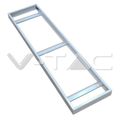 FL9989 External Mounting Frame For Panel 1200mmx300mm