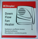 Dimplex Down Flow Fan Heater