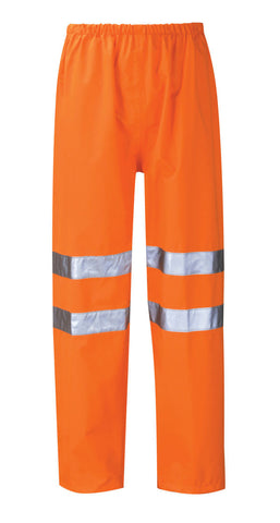 PTR06HV Trouser Hi-Vis Orange