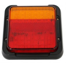 "LG501 LED 5"" Square Tail Light"