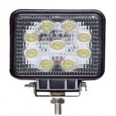 LG859 27 Watt Square LED Work Light