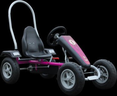 LARGE PINK GRANT GO CART
