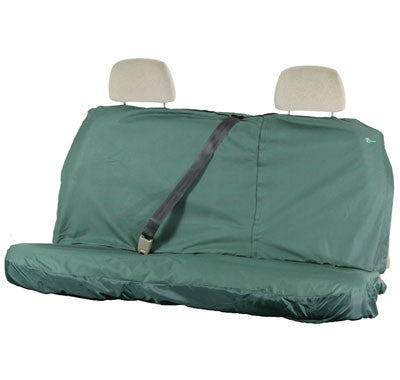 Multi Fit Rear Seat Cover - Standard size (seats up to 137cm) Black