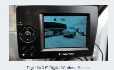 Digi Lite Number Plate Camera Kit