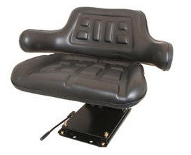 GW1003 - Seat - Wraparound Type - Black PVC