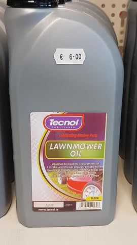 M008L123 1L lawnmower Oil