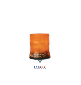 LCB 060 LED 10-30V Single Point Fixing, Amber Beacon