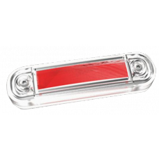 LG143 LED Red Marker Light