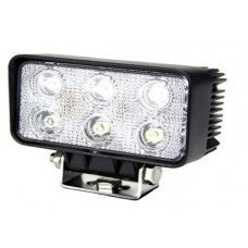 LG815 18 Watt Rectangular LED Work Light