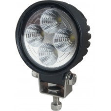 LG866 12 Watt Round LED Work Light