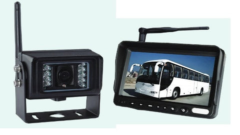 "LG9010 7"" Wireless Reversing Camera Kit 11/32v"