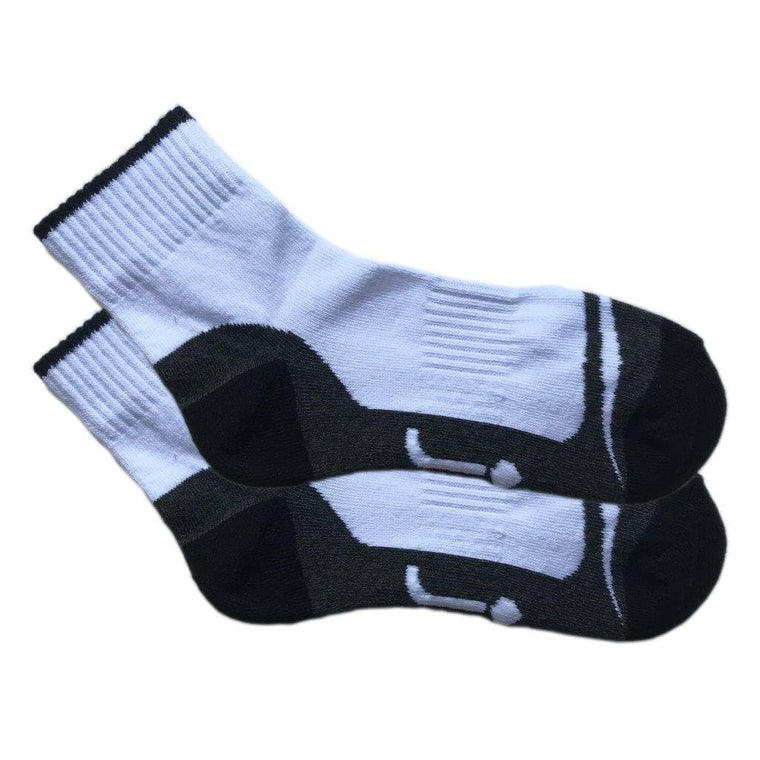 Quarter Length Sports Size - Medium/Large-Individuals-[fundraiser]-Jolly Soles