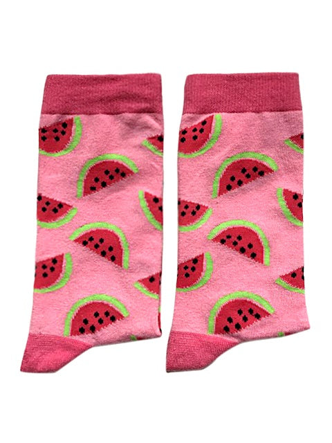 Watermelon Socks - Extra Small-Individuals-[fundraiser]-Jolly Soles