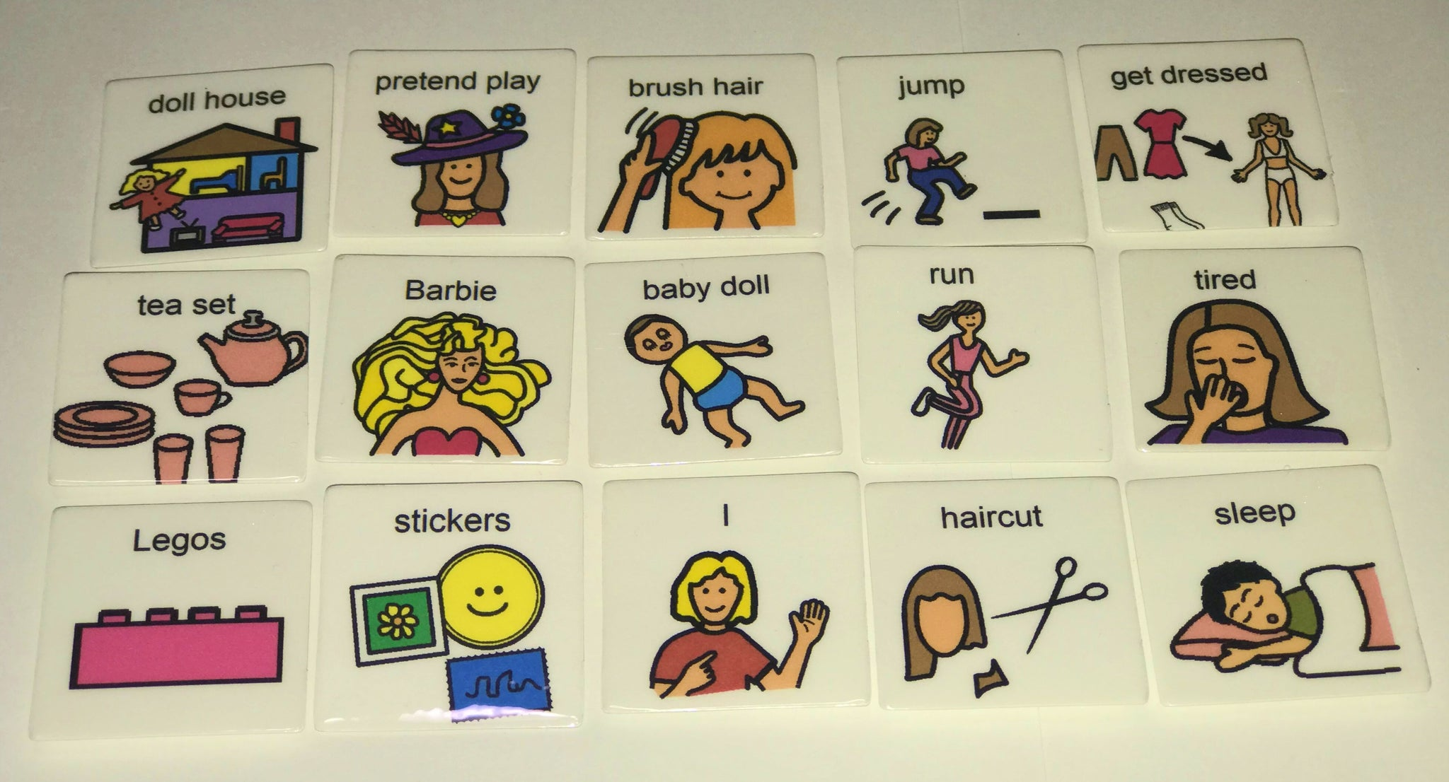 Apraxia ASD Receptive and Expressive Language ADD Smile4Autism 160 LAMINATED Flashcards Cards for Vocabulary and Stroke Patients Speech Articulation Therapy ADHD Easy to use Learning