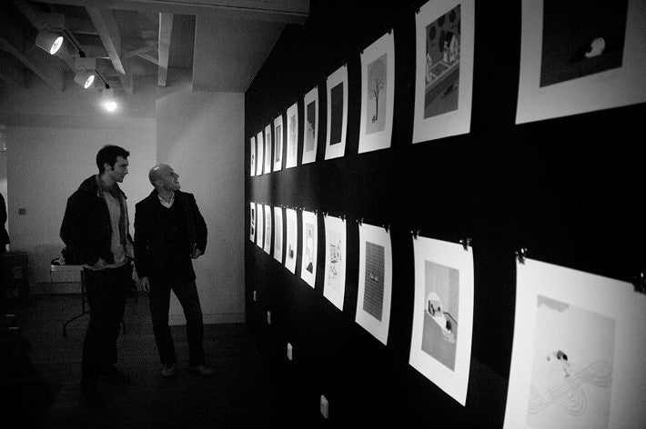 279 Editions Shout Solo Show London 09