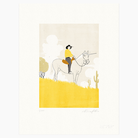 Shout (Alessandro Gottardo) / A Farewell to Yarns