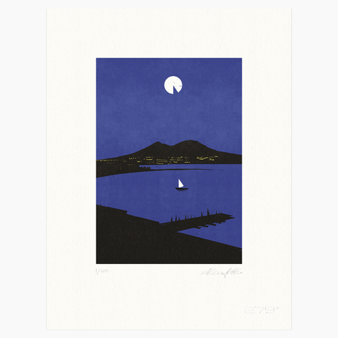 Shout (Alessandro Gottardo) / America's Cup in Naples