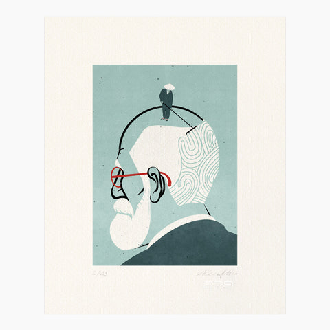 Shout (Alessandro Gottardo) / Zen and Freud