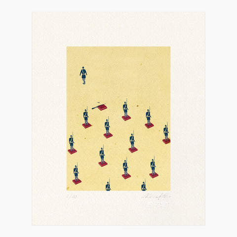 Shout (Alessandro Gottardo) / A Farewell to Arms