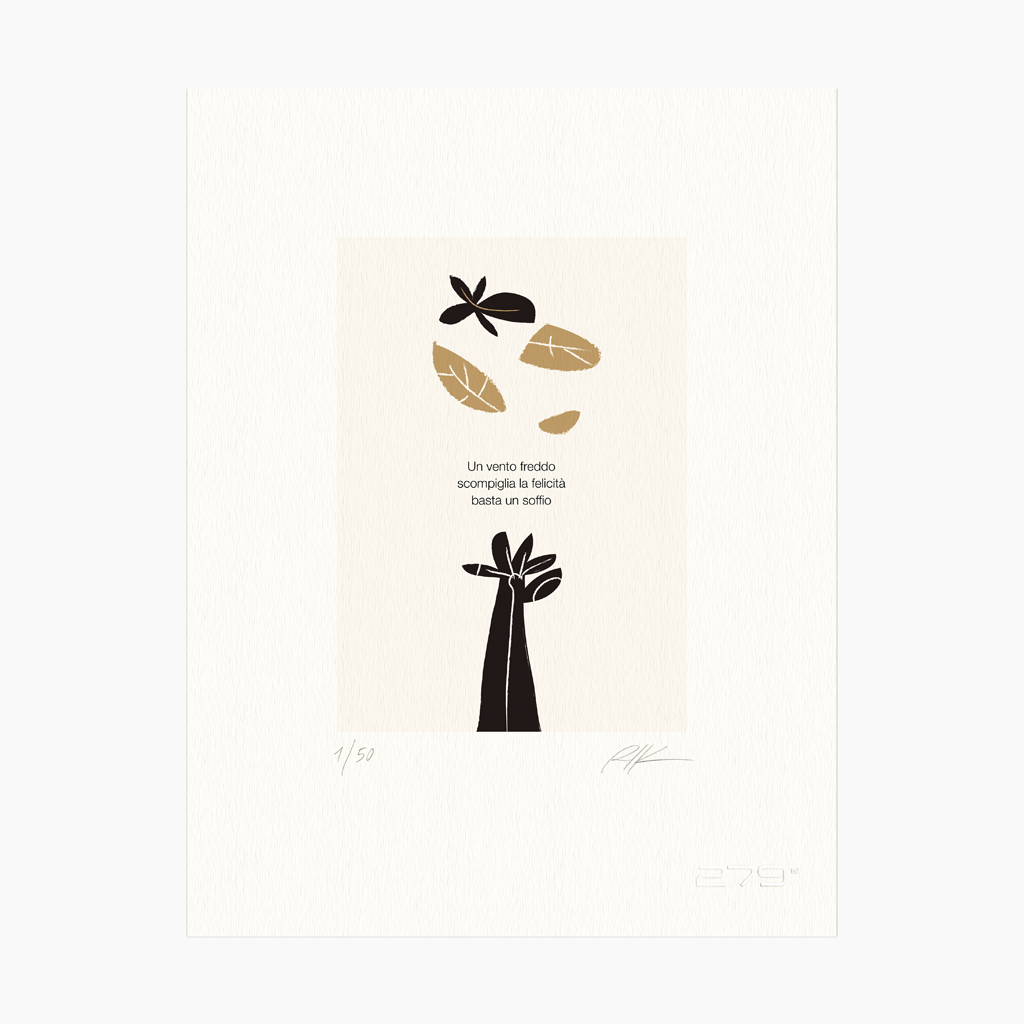 Riccardo Guasco / Haiku Series Bundle (three prints)