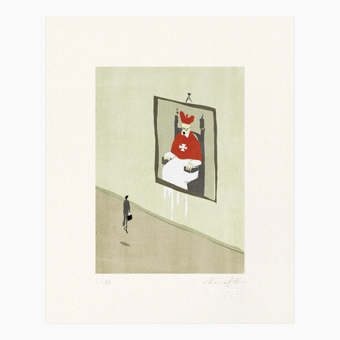 Shout (Alessandro Gottardo) / Thinking About Bacon