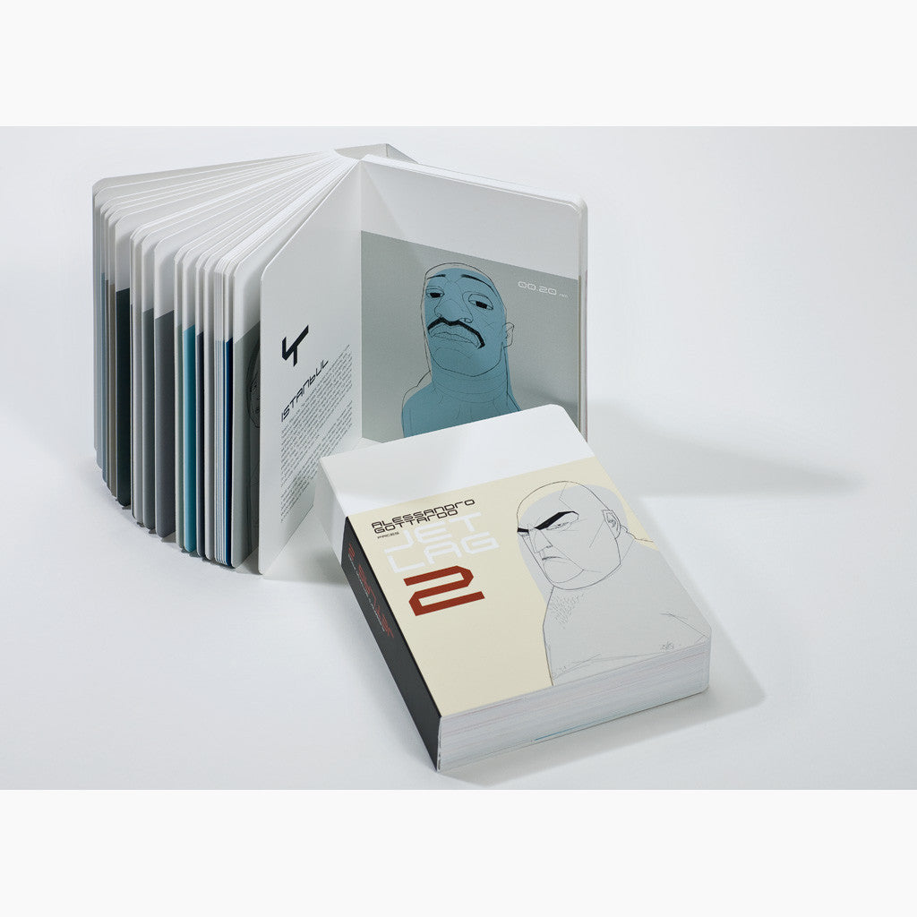 Shout (Alessandro Gottardo) / Jetlag 2 (new, factory sealed)