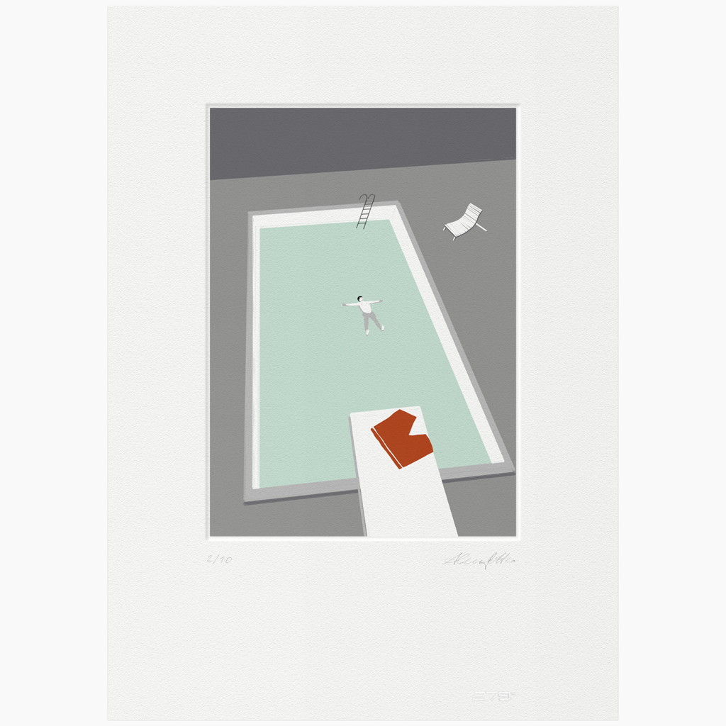 Shout (Alessandro Gottardo) / Limited Edition Folder no. 3