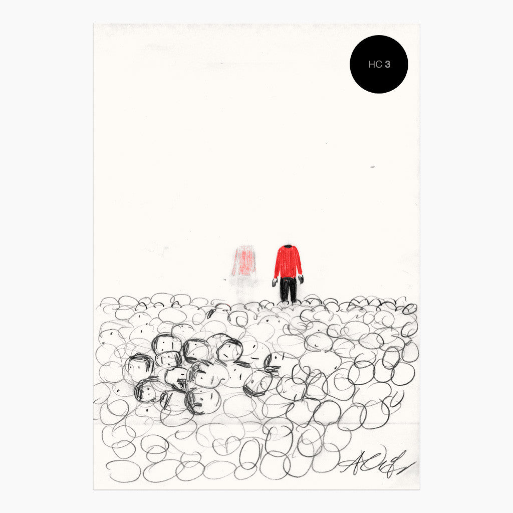 Shout (Alessandro Gottardo) / On Shout Limited Edition no. 1