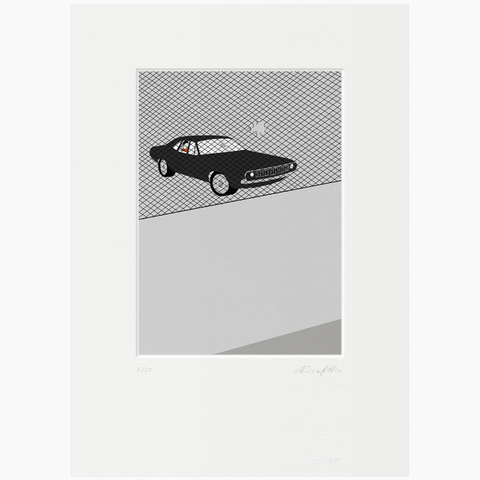 Shout (Alessandro Gottardo) / Parking Lot