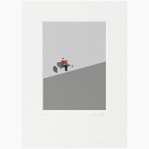 Shout (Alessandro Gottardo) / Waiting