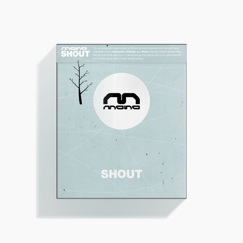 Shout (Alessandro Gottardo) / Mono Shout (used, like new)