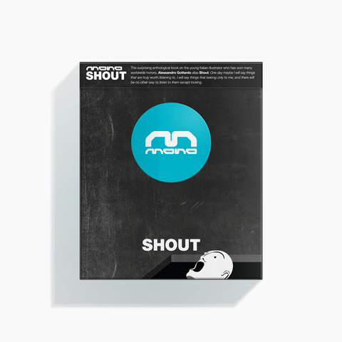 Shout (Alessandro Gottardo) / Mono Shout Limited Edition (new, factory sealed)